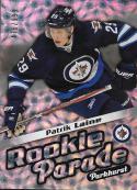 2016-17 Parkhurst Rookie Parade #RP25 Patrik Laine NM-MT 476/999 Winn Jets