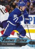 2016-17 Upper Deck #468 Mitch Marner NM-MT Maple Leafs Young Guns