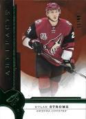 2016-17 Artifacts Rookie Emerald #RED182 Dylan Strome Arizona Coyotes NM-MT 31/99