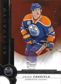 2016-17 Artifacts Rookie Redemption #RED218 Drake Caggiula Oilers NM-MT