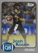 2018 SAGE Hit Premier Draft Silver #3 Josh Rosen NM-MT