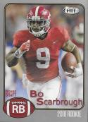 2018 SAGE Hit Premier Draft Silver #25 Bo Scarbrough NM-MT