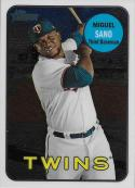 2018 Topps Heritage Chrome #THC-30 Miguel Sano NM-MT+ 204/999 Twins