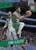 2017-18 Panini Prestige Mist #185 Semi Ojeleye Rookie NM-MT Celtics