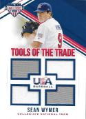 2018 Panini Stars and Stripes Tools of the Trade #19 Sean Wymer NM-MT 137/299