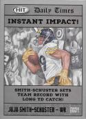 2018 SAGE Hit Premier Draft Silver #61 Juju-Smith Schuster Instant Impact NM-MT