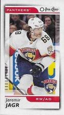 2017-18 O-Pee-Chee Mini #M-73 Jaromir Jagr NM-MT Panthers