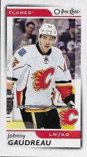 2017-18 O-Pee-Chee Mini Back Variation #M-71 Johnny Gaudreau Rare NM-MT 23/27 Flames