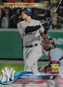 2018 Topps Rainbow Foil #1 Aaron Judge NM-MT Yankees