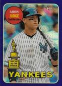 2018 Topps Heritage Chrome Refractors Hot Box #THC-25 Aaron Judge NM-MT Yankees