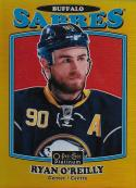2016-17 O-Pee-Chee Platinum Retro Rainbow Gold #R-6 Ryan O'Reilly NM-MT 129/149 Sabres