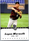 2013 Leaf Perfect Game #62 Logan Warmoth NM-MT