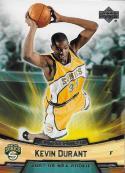 2007-08 Upper Deck NBA Rookie Box Set #11 Kevin Durant NM-MT Supersonics