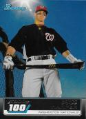 2011 Bowman Topps 100 #TP1 Bryce Harper NM-MT Nationals