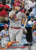 2018 Topps Variations Super Short Prints #544 Yadier Molina NM-MT SP Cardinals