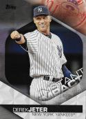 2018 Topps Instant Impact #II-25 Derek Jeter NM-MT Yankees