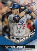 2018 Topps Instant Impact Blue #II-9 Cody Bellinger NM-MT Dodgers