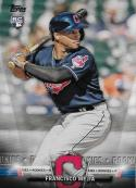 2018 Topps Salute Series 2 #S-63 Francisco Mejia NM-MT Indians