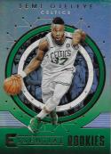 2017-18 Panini Essentials Essential Rookies #24 Semi Ojeleye NM-MT Celtics