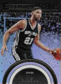 2017-18 Panini Essentials Essential Legends #3 Tim Duncan NM-MT Spurs