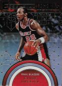 2017-18 Panini Essentials Essential Legends #27 Clyde Drexler NM-MT Blazers