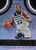 2017-18 Panini Essentials Essential Stars #20 Andrew Wiggins NM-MT Timberwolves
