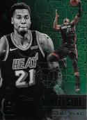 2017-18 Panini Essentials Green #192 Hassan Whiteside NM-MT Heat