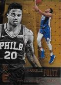 2017-18 Panini Essentials #61 Markelle Fultz NM-MT 76ers