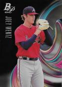 2018 Bowman Platinum Top Prospects #TOP-20 Joey Wentz NM-MT Braves
