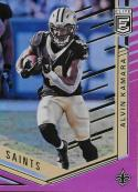 2018 Donruss Elite Pink #47 Alvin Kamara NM-MT Saints
