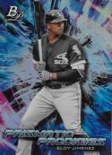 2018 Bowman Platinum Prismatic Prodigies #PPP-1 Eloy Jimenez NM-MT White Sox