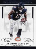 2016 Panini National Treasures #18 Alshon Jeffery NM-MT 82/99 Bears