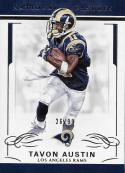 2016 Panini National Treasures #54 Tavon Austin NM-MT 26/99 LA Rams