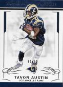 2016 Panini National Treasures #54 Tavon Austin NM-MT 81/99 LA Rams