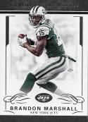 2016 Panini National Treasures #73 Brandon Marshall NM-MT 14/99 NY Jets