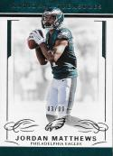 2016 Panini National Treasures #80 Jordan Matthews NM-MT 03/99 Eagles