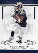 2016 Panini National Treasures Gold #54 Tavon Austin NM-MT 28/49 LA Rams
