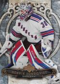 2007-08 Upper Deck Artifacts #20 Henrik Lundqvist NM-MT NY Rangers