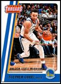 2017-18 Panini Threads #50 Stephen Curry NM-MT Warriors