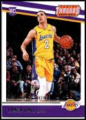 2017-18 Panini Threads #68 Lonzo Ball Rookie NM-MT Lakers