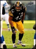 2008 Upper Deck #150 Troy Polamalu NM-MT Pittsburgh Steelers Official NFL Football Trading Card