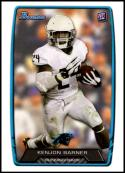 2013 Bowman #157 Kenjon Barner NM-MT RC Carolina Panthers Official NFL Football Trading Card