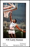 1979-80 Handy Dan San Antonio Spurs #NNO Larry Kenon NM-MT