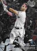 2018 Topps X Bryce Harper 220 Look Good Feel Good Play Good #6 Play Good NM-MT Washington Nationals  Official MLB Baseball Card