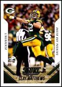 2015 Panini Score SP Photo Variations #64 Clay Matthews NM-MT Green Bay Packers