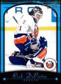 2000-01 Topps Premier Plus #127 Rick DiPietro NM-MT RC New York Islanders Official NHL Hockey Card