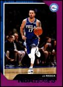 2018-19 Panini Hoops Purple #176 JJ Redick NM-MT Philadelphia 76ers Official NBA Basketball Card