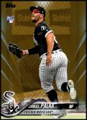 2018 Topps Update Gold #US192 Daniel Palka NM-MT 1134/2018 Chicago White Sox Official MLB Baseball Card