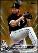 2018 Topps Update Gold #US276 Hector Santiago NM-MT 474/2018 Chicago White Sox Official MLB Baseball Card