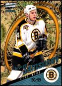 1999-00 Pacific Revolution Shadow Series #14 Sergei Samsonov NM-MT /99 Official NHL Hockey Card
